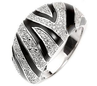 Ring 68 Diamanten