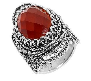Ring Carneol