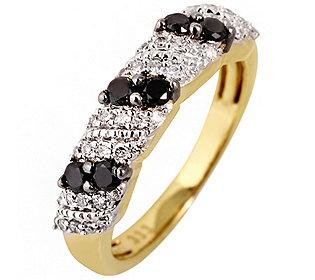 Ring 46 Diamanten