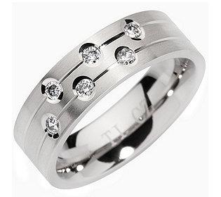 Ring 6 Steine