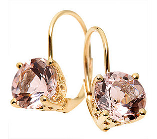 Ohrboutons 2 Morganite
