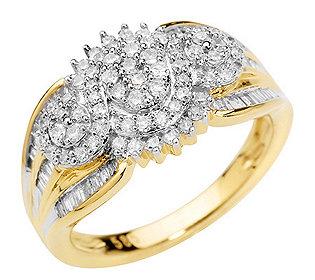 Ring 108 Diamanten
