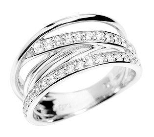 Ring 30 Steine