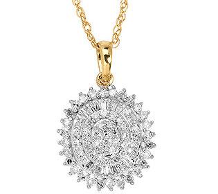 Anhänger 82 Diamanten