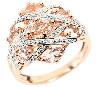 Ring 7 Morganite