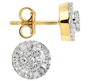 Ohrstecker 54 Diamanten