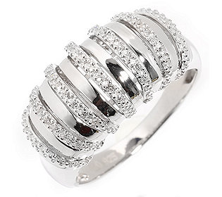 Ring 35 Diamanten