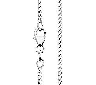 Silber 925 Schlangen-Kett