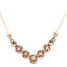 AURORA Swarovski Kristalle Collier Designschmuck