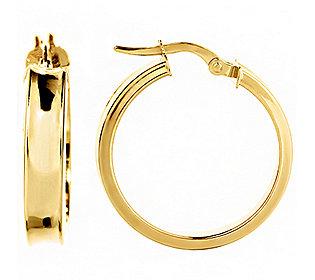 Creolen 333er Gold