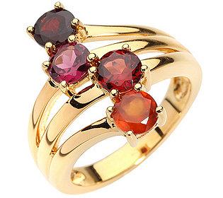 Ring 4 Granate
