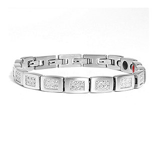Armband 72 Kristalle