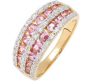 Ring 18 Saphire
