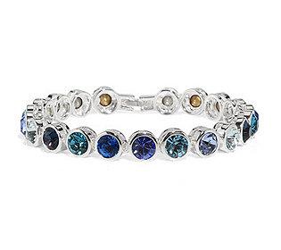 Armband 21 Kristalle