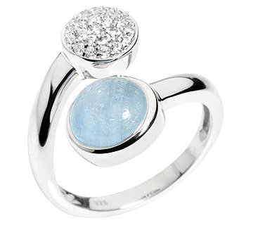 Ring Aquamarin - 641353