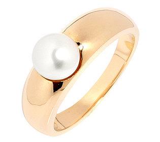 Ring Akoya-Zuchtperle