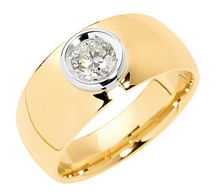 Ring Brillant lupenrein