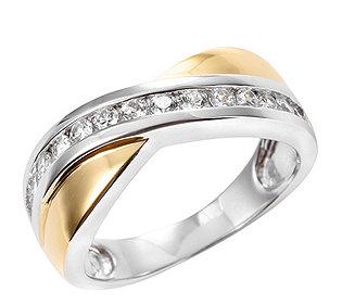 Ring 14 Steine