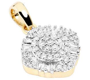 Anhänger 58 Diamanten