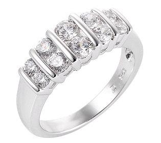 Ring 10 Steine