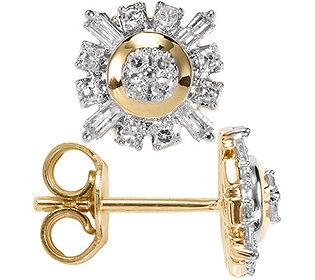 Ohrstecker 32 Diamanten