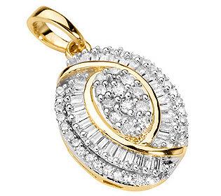Anhänger Diamanten