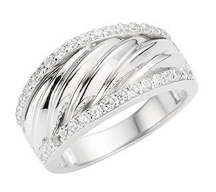 Ring 34 Steine