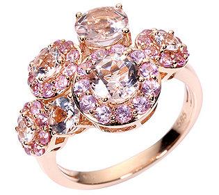 Ring 6 Morganite