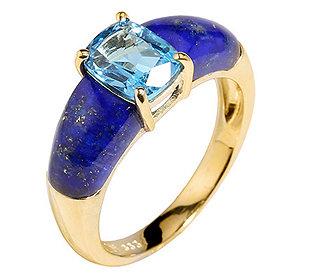Ring Lapislazuli