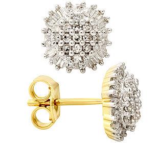 Ohrstecker 82 Diamanten
