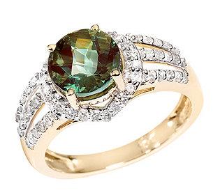 Ring Tibetanit Diamanten