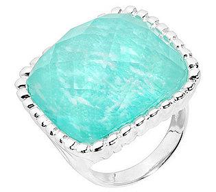 Ring Amazonit