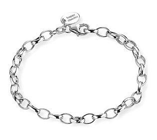 Charm-Armband Silber