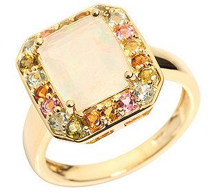 Entourage-Ring Opal