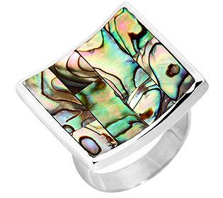 Ring Abalone-Mosaik