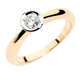 Ring 1 Brillant ca.0,25ct