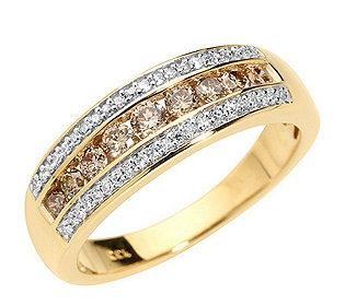 Ring 51 Diamanten