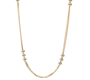 Collier vergoldet - 632673