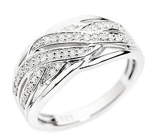 Ring 42 Diamanten