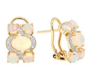Stecker-Clips 10 Opale