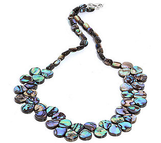 Collier Abalone