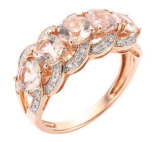 Ring 5 Morganite