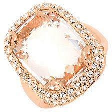 CAROLINE CREBA Swarovski Kristalle Ring Designschmuck
