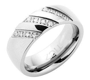 Ring 12 Steine