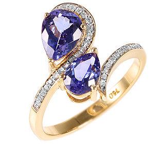 Ring 2 Tansanite
