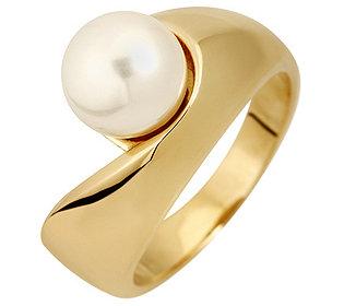 Ring Zuchtperle