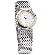 JOWISSA Tungsten Armbanduhr Edelstahlband Swiss Made