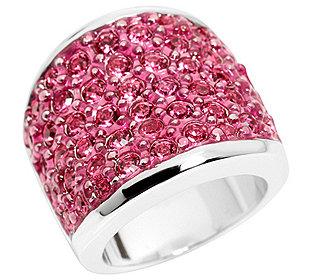 Ring 46 Kristalle