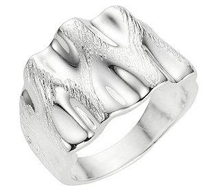 """Ring """"Knitteroptik"""""""