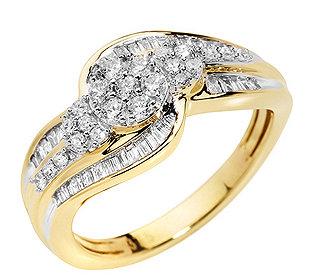 63 Diamanten zus.ca.0,50c